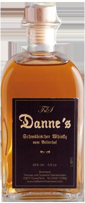 Danne's Schwäbischer Whisky vom Bellerhof