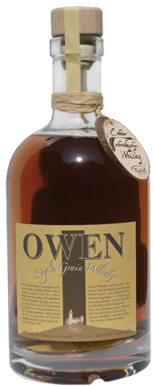 Owen – Schwäbischer Whisky – Single Grain