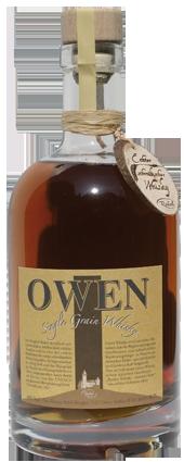 Owen – Schwäbischer Whisky – Single Grain