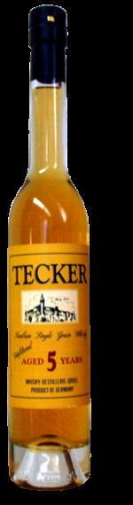 TECKER Swabian Single Grain Whisky Aged 5 Years
