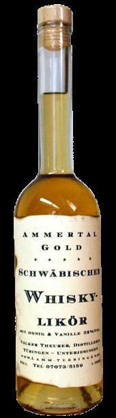 Ammertal Gold – Schwäbischer Whisky-Likör