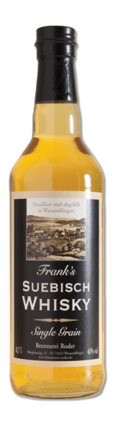 Frank's Suebisch Whisky – Single Grain