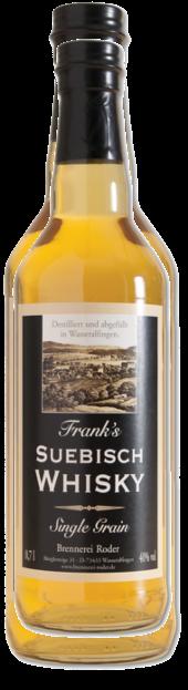 Frank's Suebisch Whisky – Single Grain