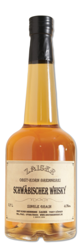 Zaiser Schwäbischer Whisky, Single Grain