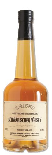 Zaiser Schwäbischer Whisky, Single Grain